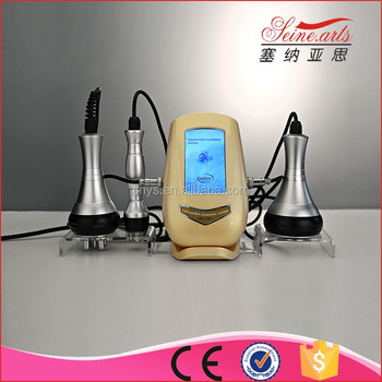 Fat burner body shaping 40K multipolar rf slimming cavitation machine