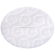 pressed facial cotton pads
