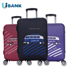 Washable Luggage Protector Suitcase Cover 18-32 Inch Spandex Suitcase Cove Protective Bag