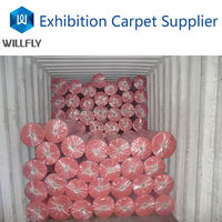 Fashionable useful shanghai event exhibition carpet