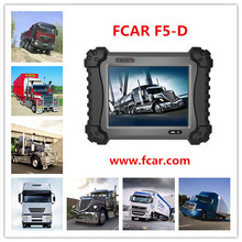 FCAR F5-D truck diagnosis equipment for Heavy duty truck repair diagnose Man, Tata, Mahindra, Toyota, Bosch, Cat