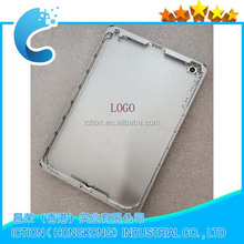 100% Original For ipad mini 2 Back Door Housing Case Cover Replacement Part Wifi Version-Sliver