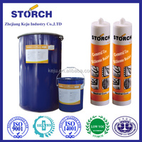 Structural Acetic cure silicone sealant, easy tooling and low-odor cure by product
