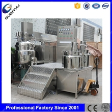 CE approved emulsifier vacuum mixer homogenizer for dairy chemical products