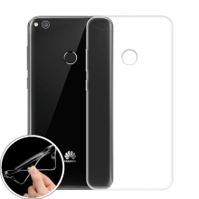Soft TPU Silicon Transparent Clear Case For Huawei P8 Lite 2017 /P9 Lite 2017