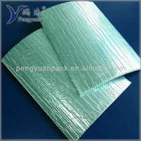 Green Antiglare thermo break / Antiglare Foil XPE Foam