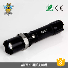 Mini LED Torch 7W Q5 LED Flashlight Focus Zoom flashlight