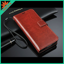 PU protective wallet leather case for galaxy s4 active