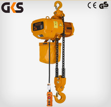 electric power chain lifting chain block with motor