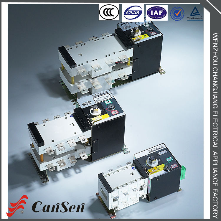 Professional manufacturer supplier bulit-in controller automatic transfer switch controller