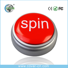 custom funny easy talking sound button with custom message for gift