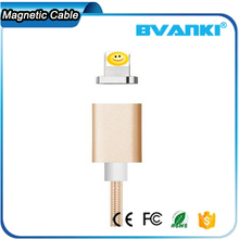Shenzhen Cell Phone Multi Function Data Transfer Magnetic USB Cable For iPhone Magnetic Cable