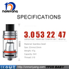 China Top Ten Selling Products Smoktech Tank Pyrex Glass Tank TFV8 Mini