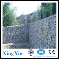 China supplier factory price galvanized hexagonal gabion basket panel