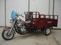 cargo tricycle 3 wheel reverse trike 200cc