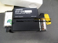 OMRON 61F-GN FLOATLESS LEVEL SWITCH (NEW)