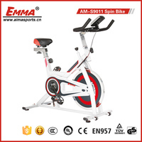 Good quality indoor racing exercise spin bike S9011