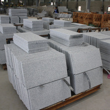 Flamed Standard Chinese Granite Tile