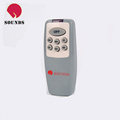 Multichannel curtain transmitter ceiling fan remote controller