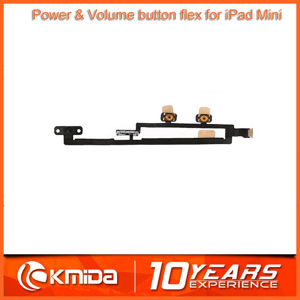 Accessories for iPad Mini Power Button Flex Cable