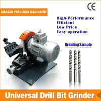 angle sharpening CD-26 drill bit grinder machine portable fast big drill grinding machine