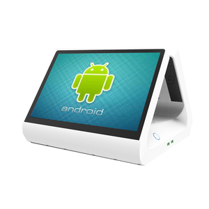 12 Android POS Terminal System electronic POS terminal machine system price For Cash Register