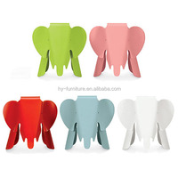 Plastic Kids Elephant Chair Plastic Emes