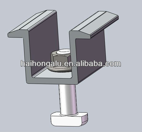 Solar Clamp /middle clamp/end clamp