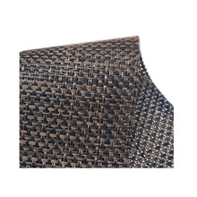 easy clean water-proof woven placemat/tablemat/talbe runner/coaster