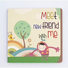 Newest Innovation Children toys book with customized audio and artworks for early learning