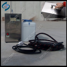 Low electricity consumption steam car wash machine/portable car washer