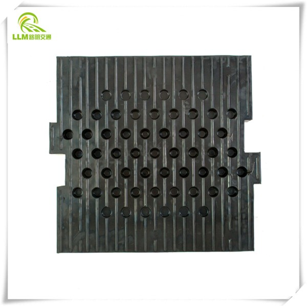 Factory price traffic safety rubber car park speed bumps