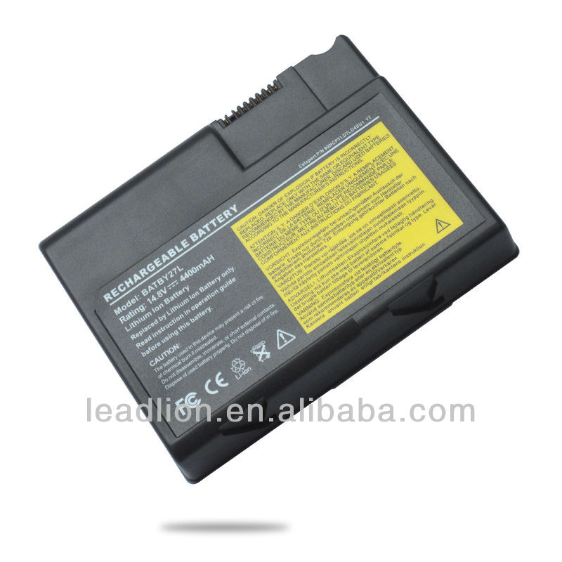 brand laptop batteries For Acer 270 272 A550 1200 BAT30N3L BTP-550 Series