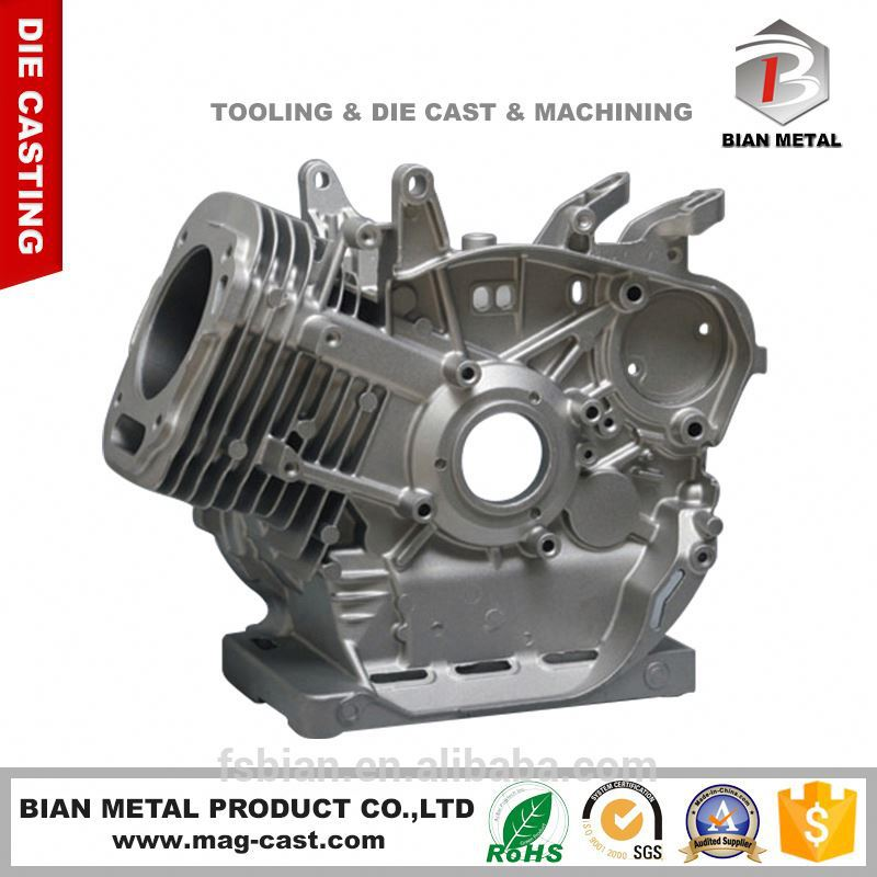 Factory wholesale die casting aluminium alloy japan car parts auction with high standard