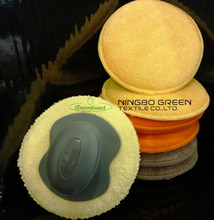 Microfiber Polishing Applicator Pads