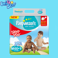 2018 Premium Quality Super Soft and Dry Private Label Baby diaper