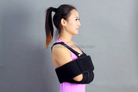 ABIS breathable white adjustable Arm Sling/Arm Proector/Arm Guard