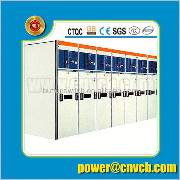 HXGN Metal Clad AC enclosed Switchgear power cubicles
