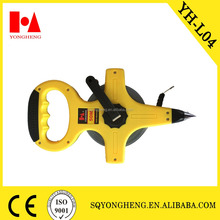 2017 New abs case 100 meter long tape measure for construction