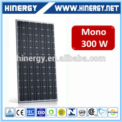 300w bluesun solar cells the lowest price solar panel with TUV standard