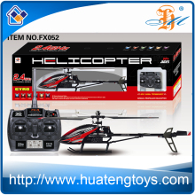 Feilun FX052 2.4G 4 ch outdodr big scale single-blade rotor top-ranking electric remote control rc helicopter
