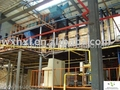 Rock Wool Production Line / Mineral Wool Equipment