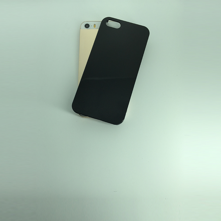 new arrival PC black shinny hard cell phone case for phone for iPhone5/5C/5S/5Se