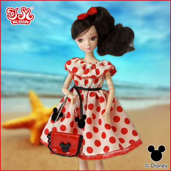 11 inches Disney girl doll toy