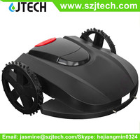 Full Electric Robot Lawn Mower With Ultrasonic Sensors JT-RLM01