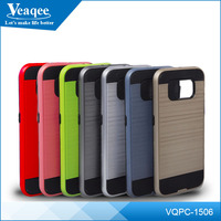 Veaqee new design tpu+pc hard imd custom print case for iphone 6