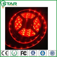 smd 3528 red colour wireless led strip light