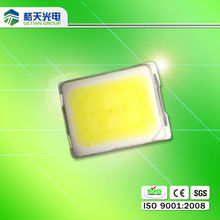 6000K CCT Ra80 high quality 0.1watt smd 2835 led
