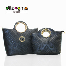 Top Wholesale 50PCS MOQ Fashion 2017 Bags Women Handbags Ladies With High Quality