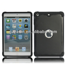 Mobile phones casing,Best selling cover case for ipad mini high quality,unique style silicone for ipad mini cover case